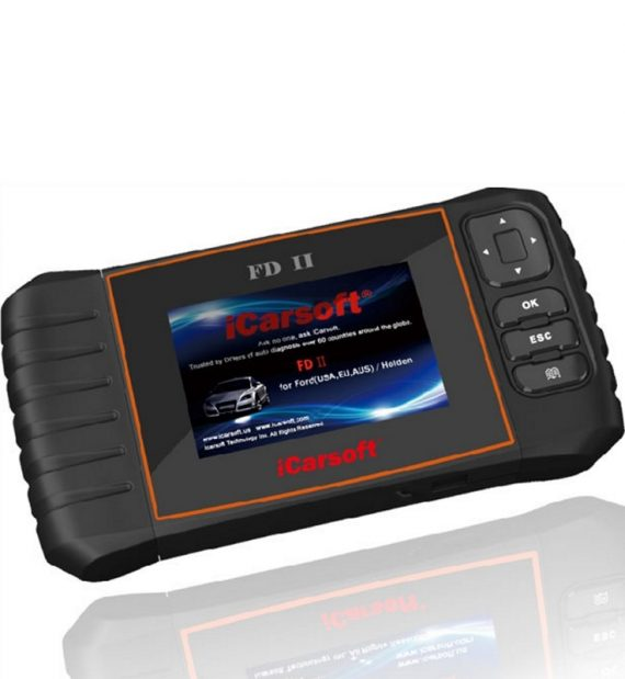 iCarsoft FD II Ford diagnostika