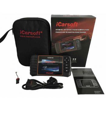 iCarsoft KHD II Kia Hyundai Daewoo diagnostika profidiag