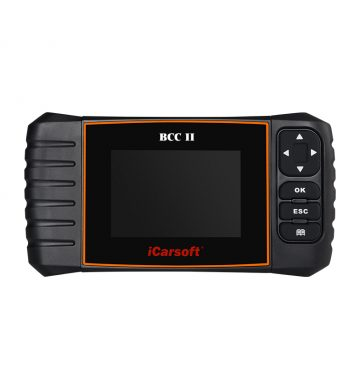 iCarsoft BCC II Chrysler Jeep GM