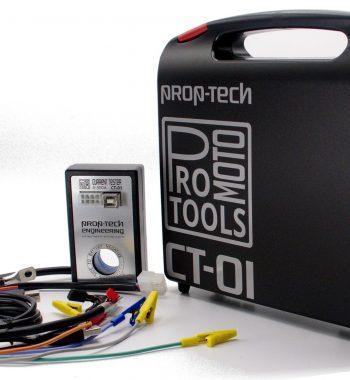 Prop-tech CT01, CT01+, CT02 diagnostické prístroje
